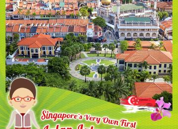 Stroll with Royalty (Kampong Glam) – Sunday