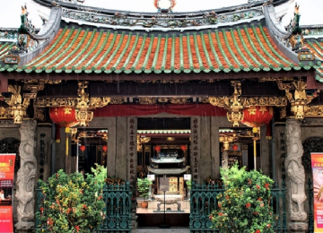 Chinese Temples - Rich in Heritage & Architecturally Stunning