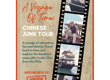 A Voyage Of Time: Chinese Junk Tour